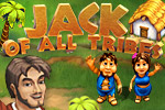 Rule a primitive tribe in a primeval world in Jack of All Tribes!