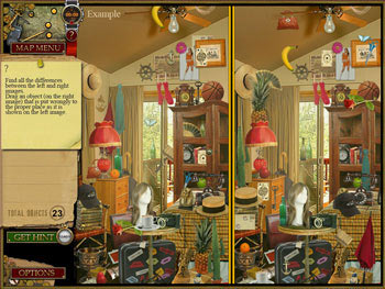 Jane Angel - Templar Mystery screen shot