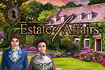 Search for Jane Austen's missing novel and help save her estate from greedy villains in the hidden object game Jane Austen's Estate of Affairs!