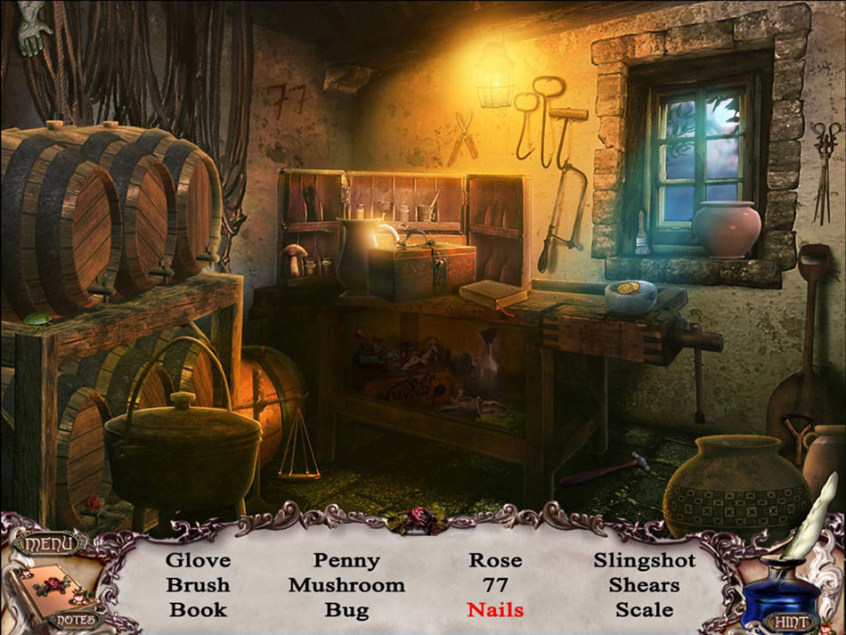 Jane Austen's Estate of Affairs screen shot