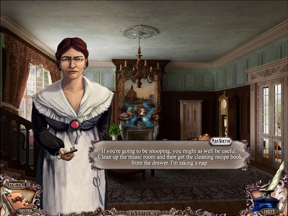 Jane Austen's Estate of Affairs screen shot