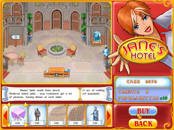 Jane's Hotel: Family Hero screen shot