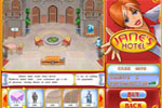Screenshot of Jane's Hotel: Family Hero