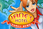 Play this fun online version of Jane's Hotel: Family Hero for free! Help our heroine Jane manage hotels in this time management game.