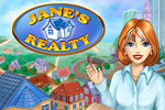 Buy land, build houses, and manage a realty company in Jane's Realty Online! Play the free, online version of this popular game now.