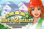 Jane returns in Jane's Realty 2, turning a damaged resort into paradise!