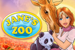 Help Jane manage wildlife sanctuaries around the world in Jane's Zoo!