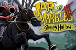 Washington Irving's famous story sets the backdrop for this physics-based marble popper, Jar of Marbles 3: The Legend of Sleepy Hollow.