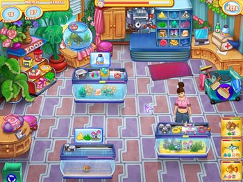 Jenny's Fish Shop screen shot