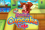 Bake your way to a sweet cupcake empire in Jessica's Cupcake Cafe!