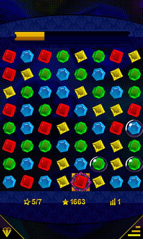 Jewel Explosion screen shot