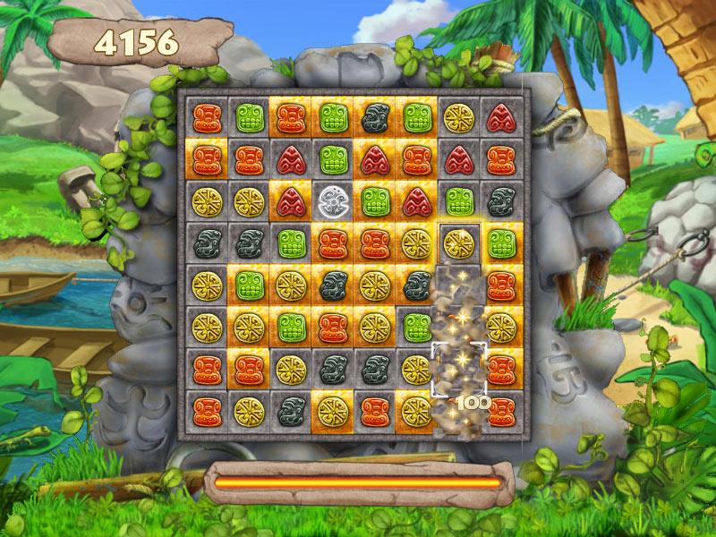 Jewel Keepers: Easter Island screen shot