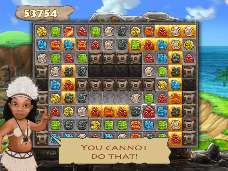 Jewel Keepers: Easter Island screen shot
