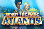 Did Atlantis really exist?  Collect ancient artifacts and secret treasures as you match 3 in Jewel Legends Atlantis!