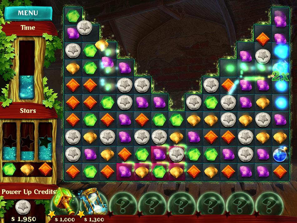 Jewel Legends: Magical Kingdom screen shot