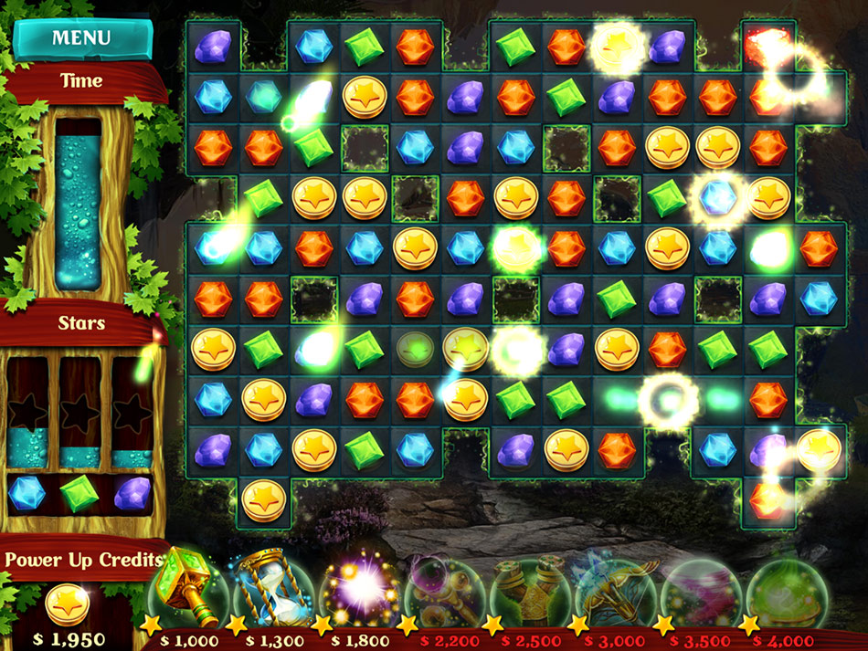 Jewel Legends: Magical Kingdom screen shot