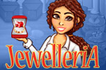 Design and sell your own jewelry to make dreams come true in Jewelleria!