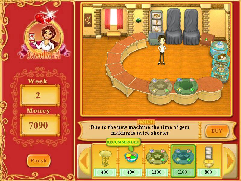 Jewelleria screen shot