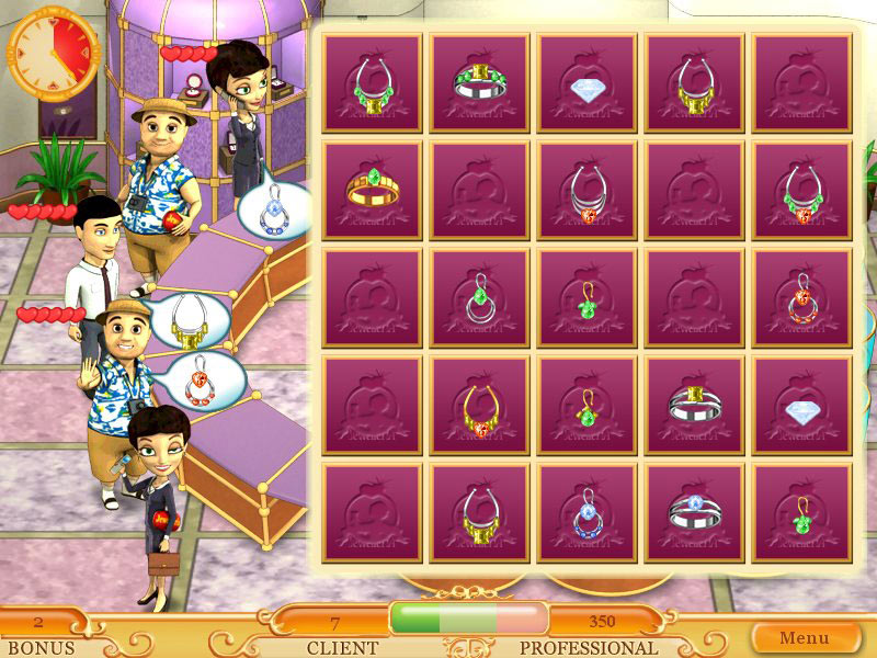Jewelleria screen shot