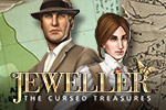 A jeweler disappears after beginning to restore some antiques.  Break the curse with your match 3 skills in Jeweller: The Cursed Treasures!