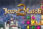 Build a magical match 3 kingdom in Jewel Match 2!