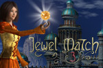 Journey through a dazzling match-3 adventure in Jewel Match 3!