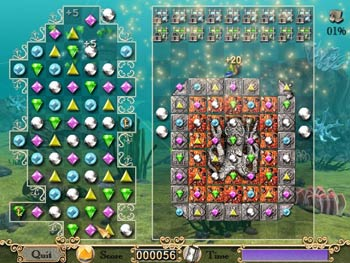 Jewel of Atlantis screen shot