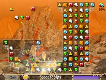 Jewel of Atlantis screen shot