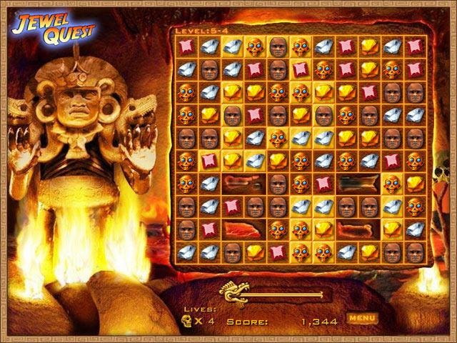 Jewel Quest screen shot