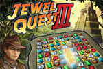 Travel the world in Jewel Quest 3, the newest game in a hit match 3 series!