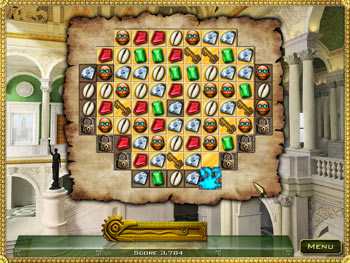 Jewel Quest Heritage screen shot