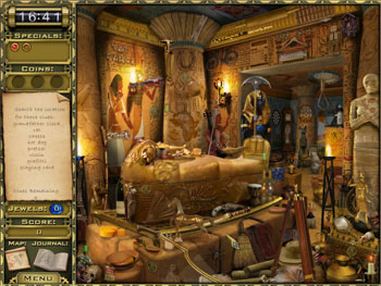 Jewel Quest Mysteries screen shot