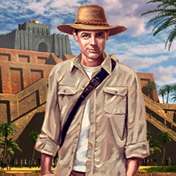 Jewel Quest Mysteries: The Oracle of Ur Collector's Edition - The fourth installment to the award-winning Jewel Quest Mysteries series is here. Play Jewel Quest Mysteries: The Oracle of Ur today! - logo