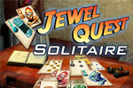 Make gold by matching card suits: Jewel Quest Solitaire is a radiant quest!