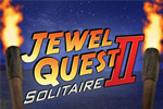 Guide Emma's wild journey through Africa in Jewel Quest Solitaire 2!