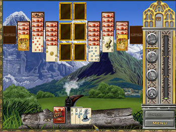 Jewel Quest Solitaire 3 screen shot
