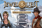 Jewel Quest The Sapphire Dragon Collector's Edition