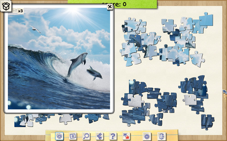 Jigsaw Boom screen shot