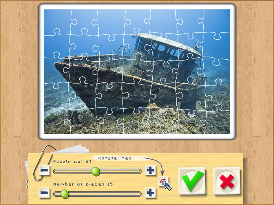 Jigsaw Boom 3 screen shot