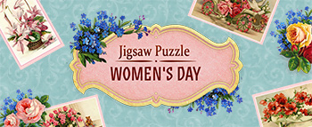 Jigsaw Puzzle Women's Day - image