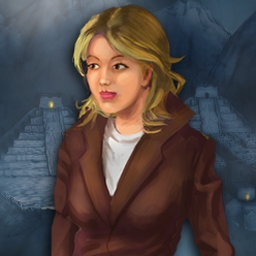 Jodie Drake and the World in Peril - Jodie Drake is a classic adventure game with hidden object elements! - logo
