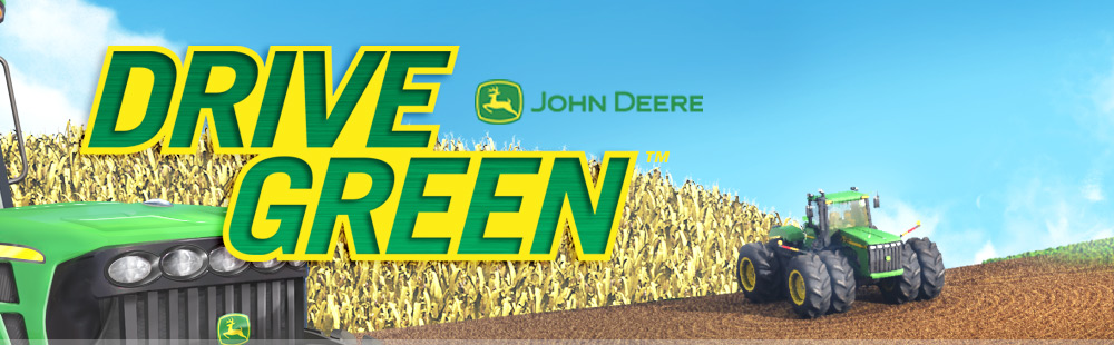 What Is The Unlock Code For John Deere Drive Green On Wildtangent