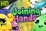 Joining Hands is a Puzzle game that leaves no hand behind! Enter the Whispering Woods and meet the Peablins today!
