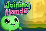 Join the Peablins on their quest to find all their siblings and cousins in this adorable drag-and-drop puzzle game! Play Joining Hands now.