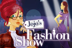 Make stylish outfits and strut your fashion sense in JoJo's Fashion Show!