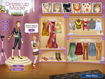 JoJo's Fashion Show screen shot