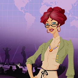 Jojo's Fashion Show World Tour - It's unique gameplay & fabulous fashion in JoJo's Fashion Show World Tour! - logo