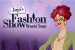 It's unique gameplay & fabulous fashion in JoJo's Fashion Show World Tour!