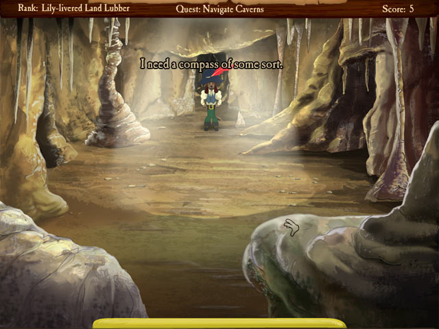 Jolly Rover screen shot