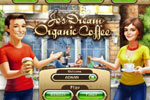 Screenshot of Jo's Dream: Organic Coffee